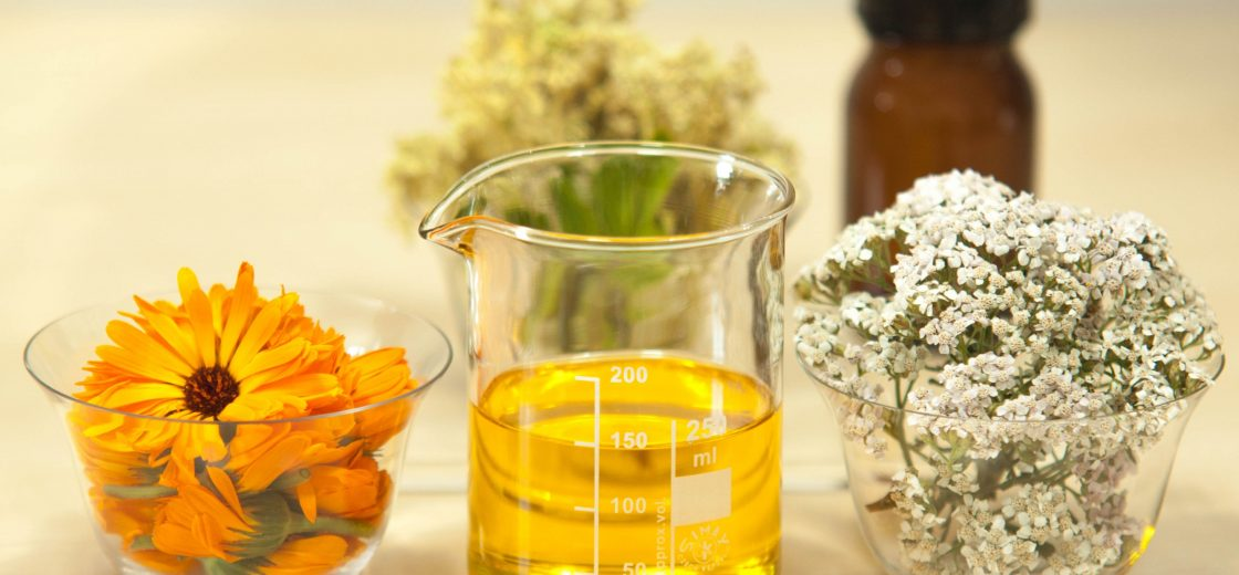 surowce w kosmetykach naturalnych