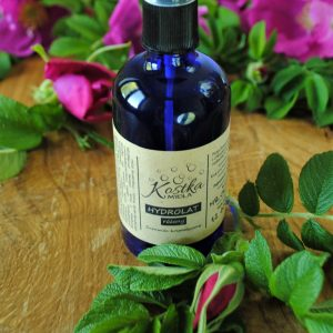 Hydrolat różany - Kostka Mydła -Ręcznie robione kosmetyki naturalne (6)