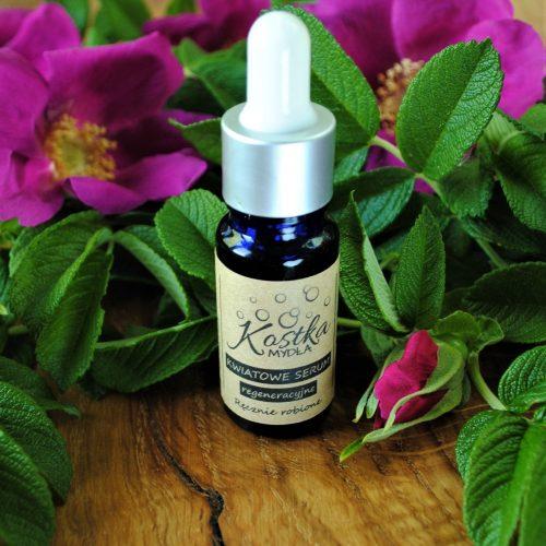 Kwiatowe serum regeneracyjne 10ml
